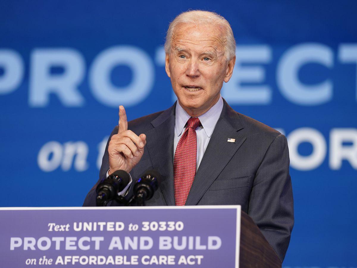 Biden shuns easy virus answers; Trump vows to 'vanquish' it