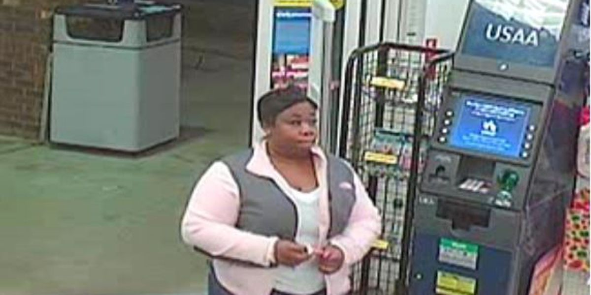 Woman wanted for using counterfeit money