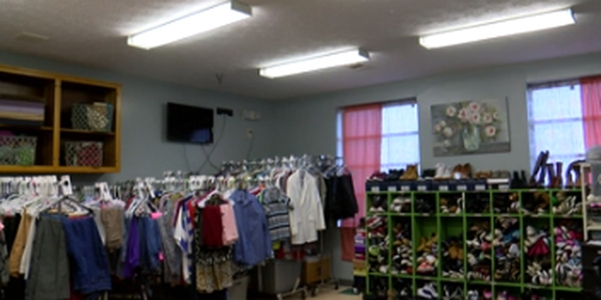 Community clothing bank in Columbus working to provide essentials items to those in need