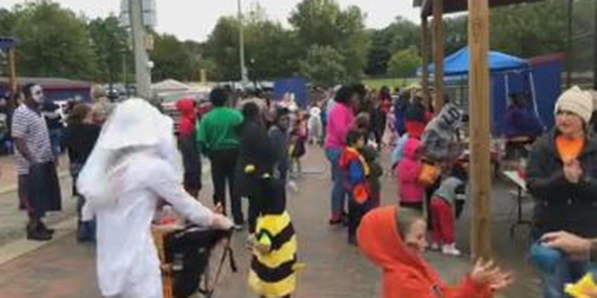Ark in the Park Halloween alternative in Columbus provides fun for the community