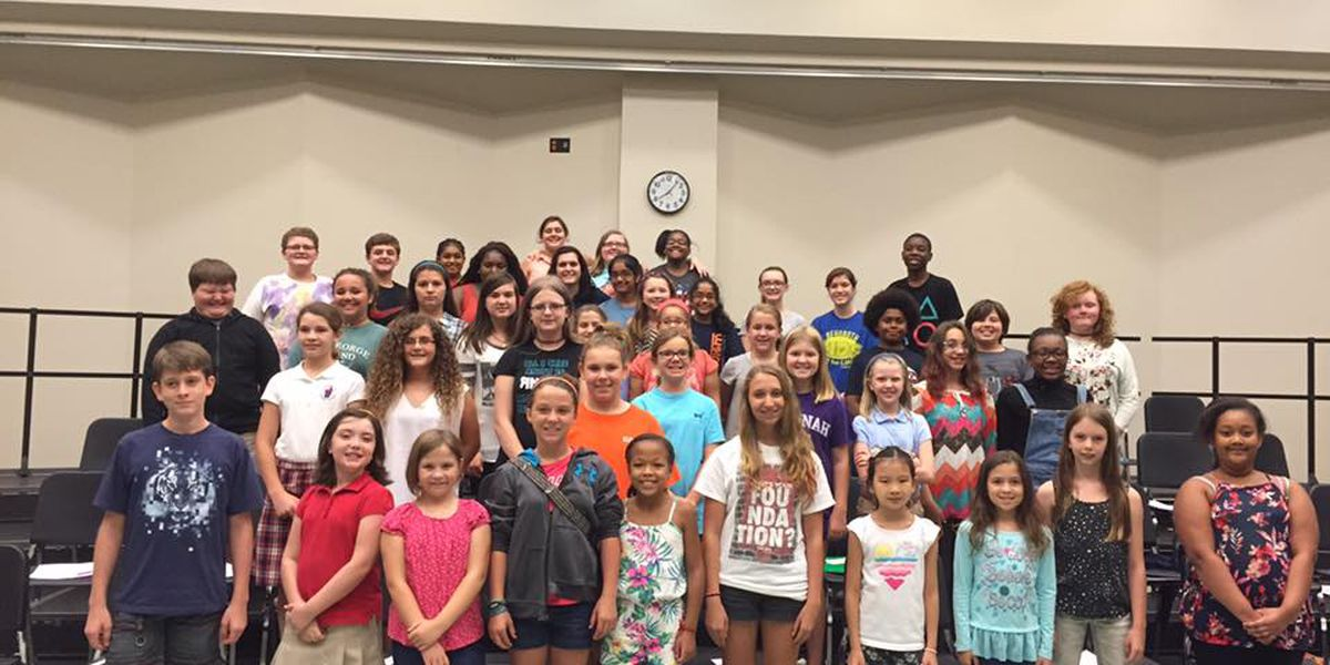 Columbus youth choir gets opportunity to perform in England