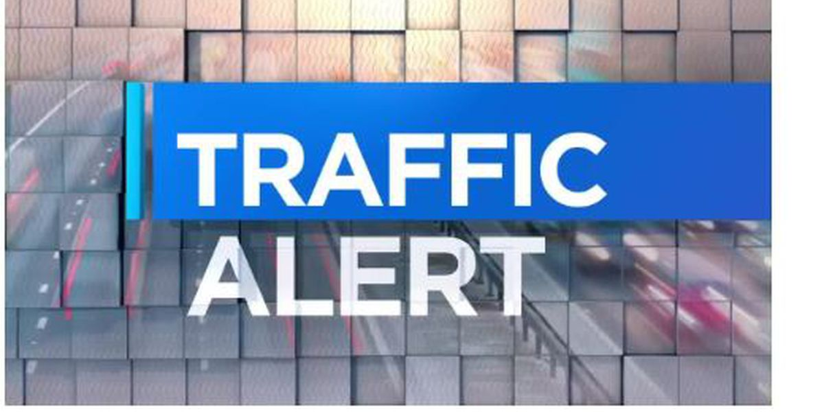 Traffic delayed on JR Allen Pkwy. in Columbus following vehicle accident