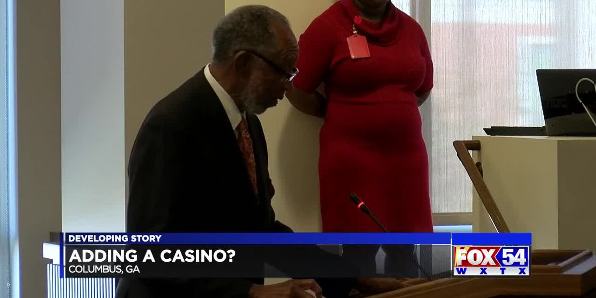 Officials meet to consider opening a casino resort in Columbus
