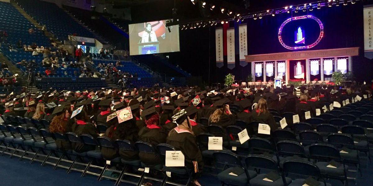 CSU graduates 703 in fall 2016 commencement ceremony