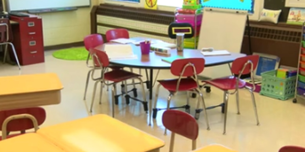 MCSD welcomes certain grades back for in-person learning