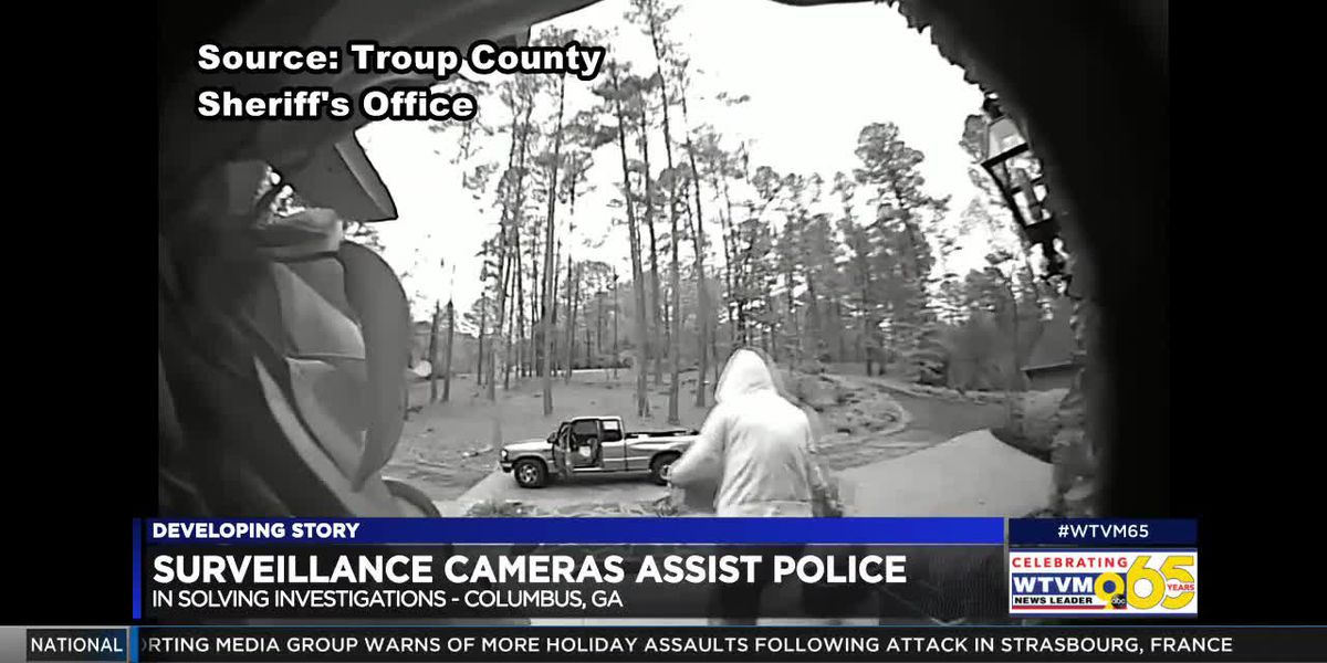 Home surveillance cameras helping Columbus police solve more cases