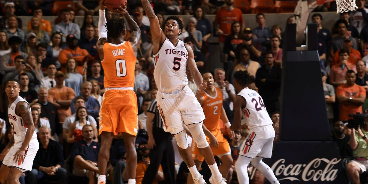 Chuma Okeke declares for NBA Draft