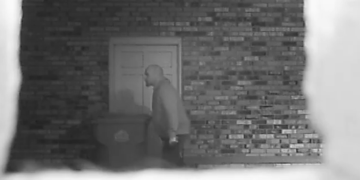 Columbus police searching for burglary suspect seen on surveillance camera