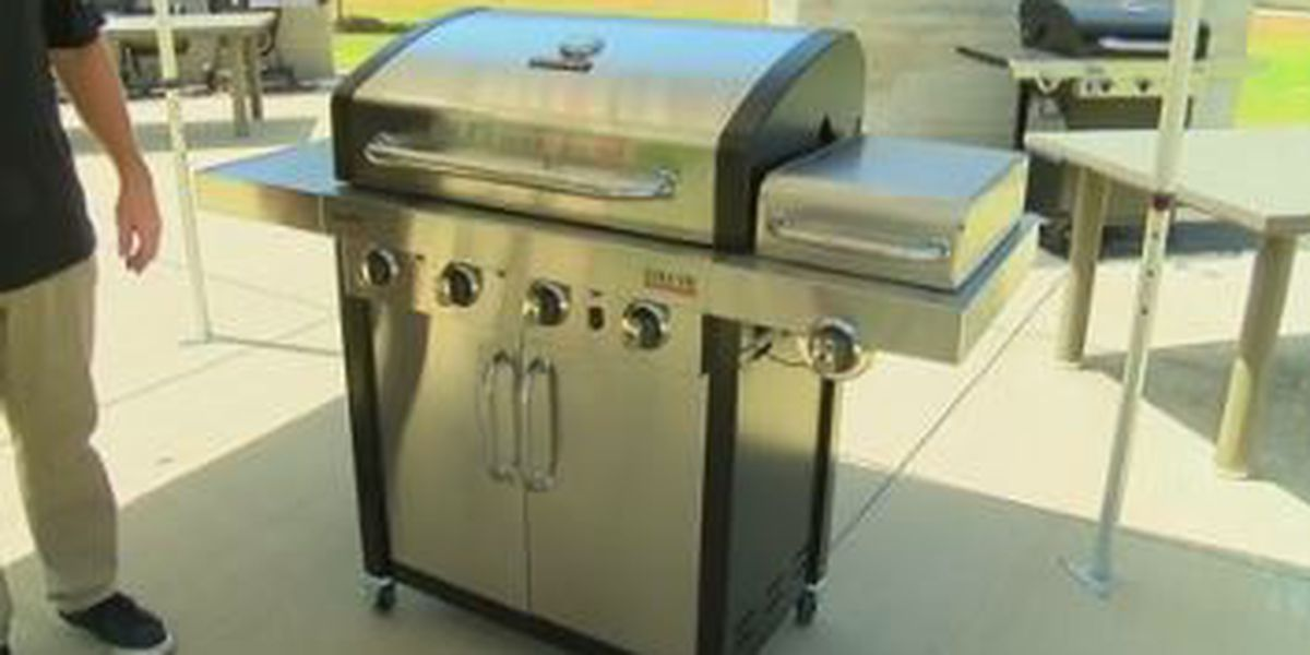 Char-Broil in Columbus gives grilling tips ahead of Memorial Day weekend