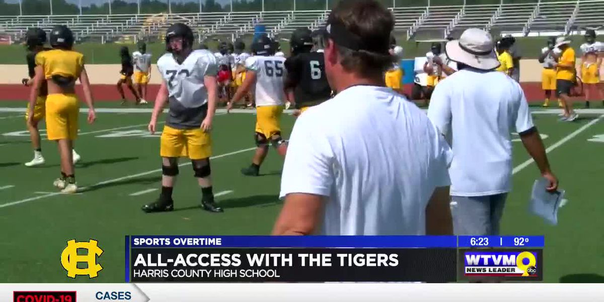 All Access: Harris County Tigers