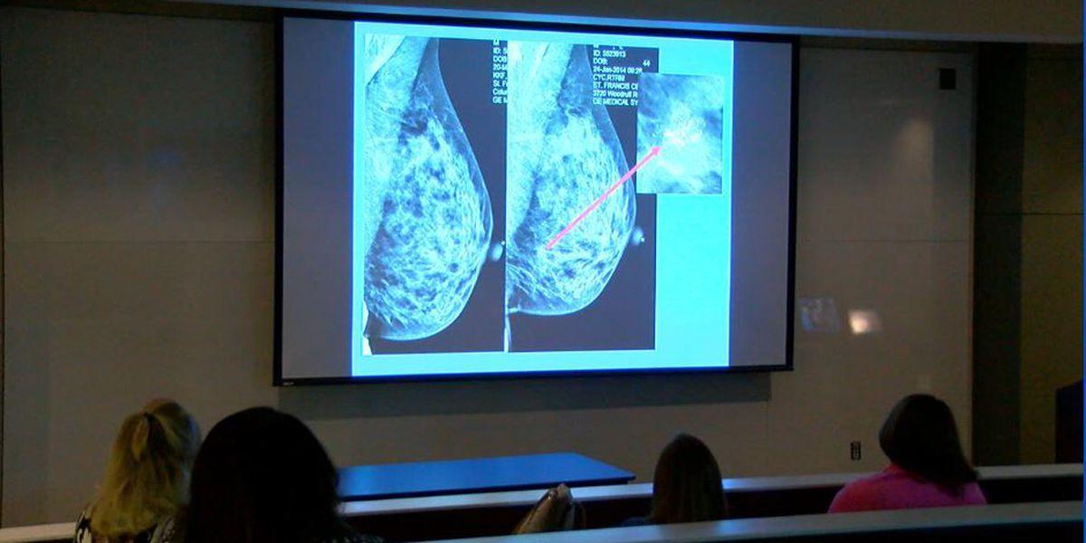 St. Francis Hospital hosts free seminar on breast cancer