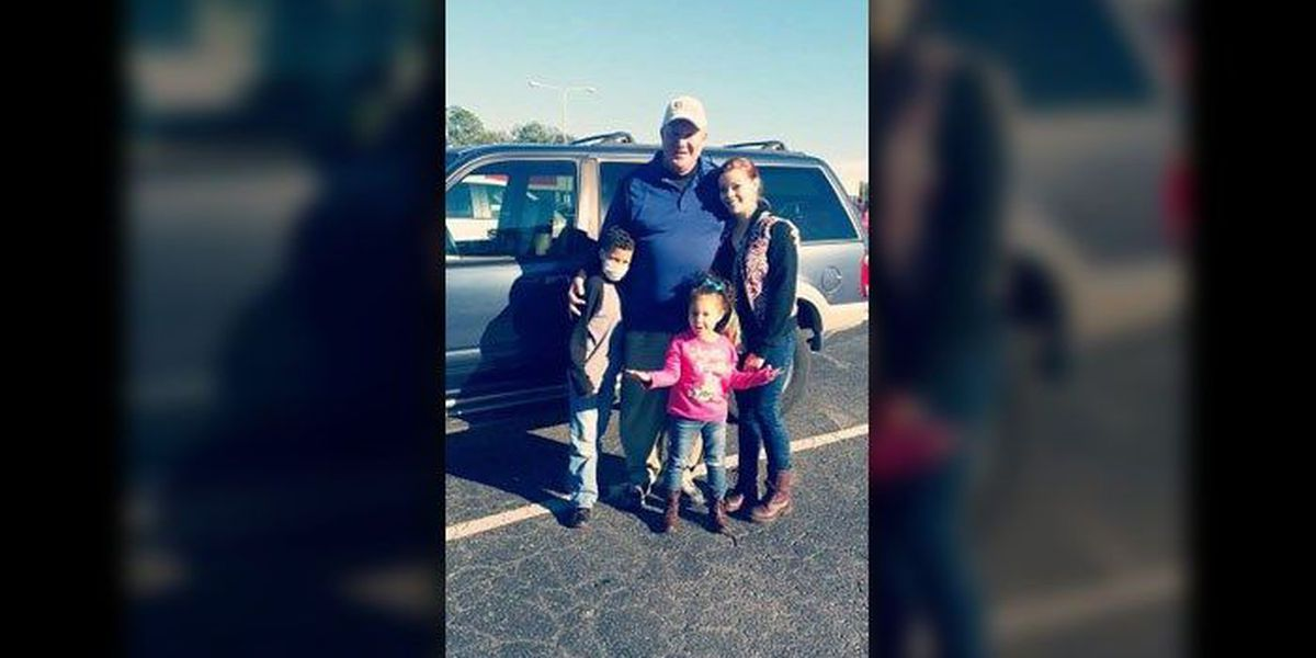 PHOTO: GA mom, son with cancer gifted SUV to travel to treatment