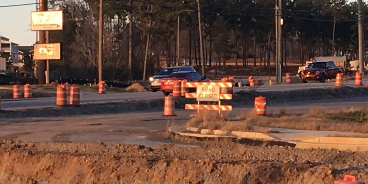 Drivers frustrated with never-ending road construction in North Columbus