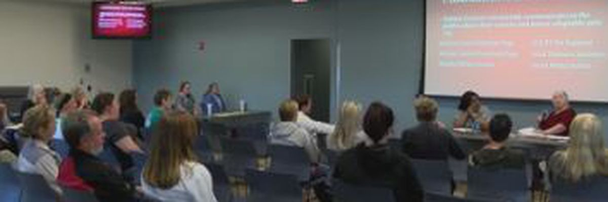 Columbus community members updated on animal welfare during public meeting
