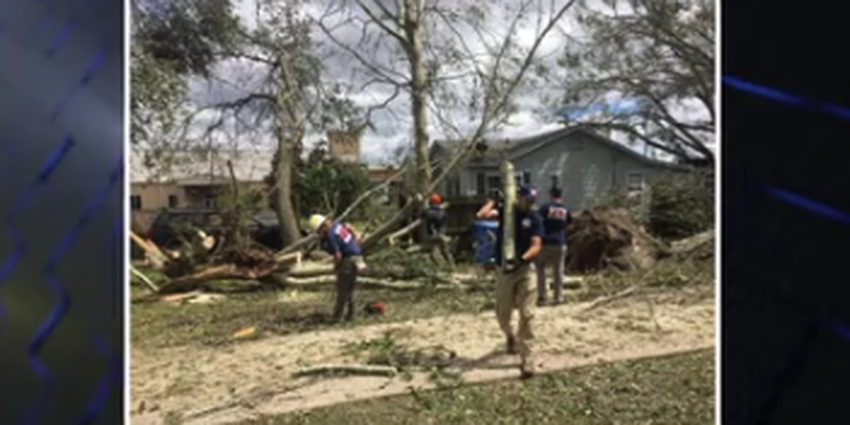 Auburn public safety dept. assisting with Hurricane Sally relief