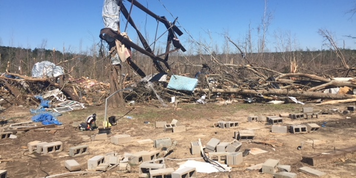 800 insurance claims filed following tornado outbreak