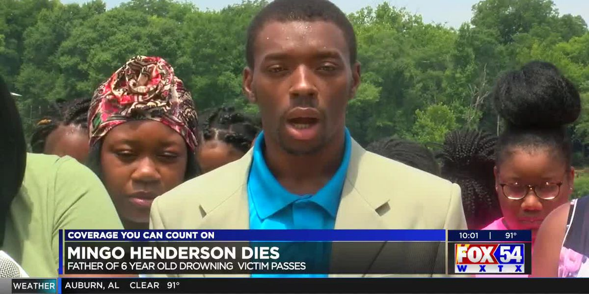 Father of 6-year-old who drowned in Chattahoochee River passes away