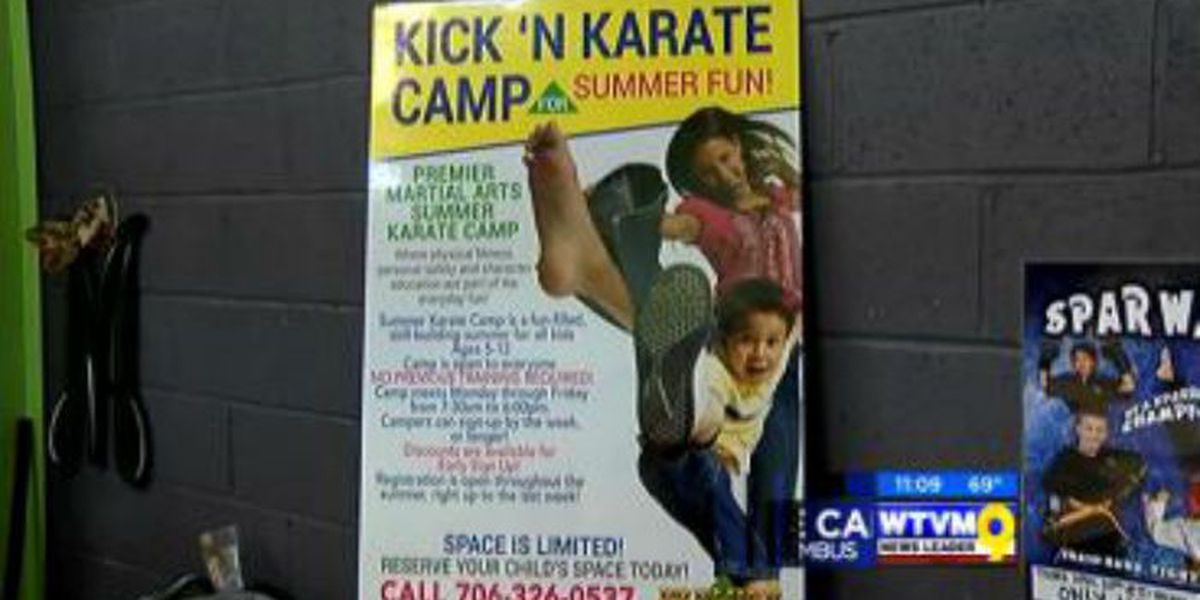 Martial arts school to host summer camp for kids