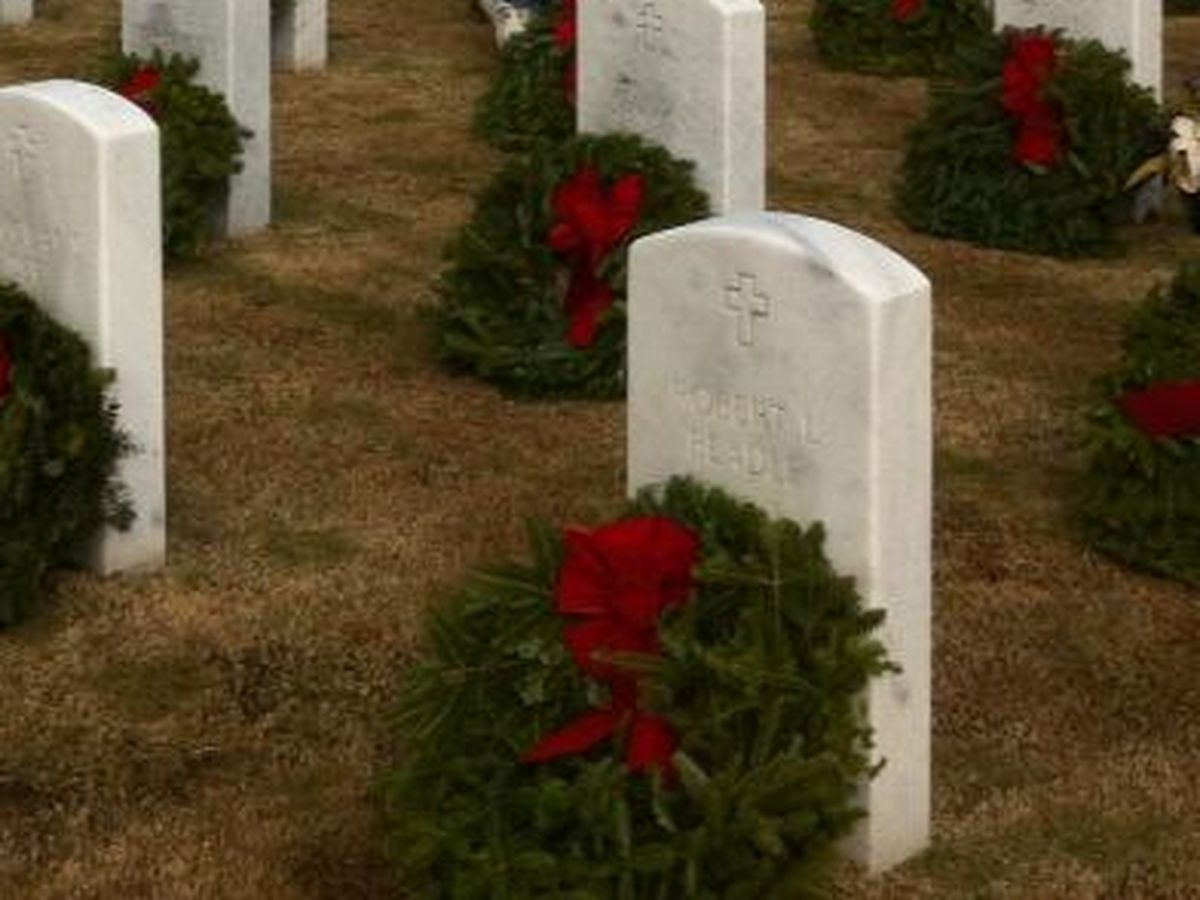 Ft. Mitchell hosts record breaking Wreaths Across America Ceremony