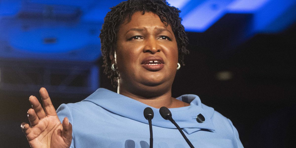Voting group founded by Georgia's Abrams raises $3.9 million