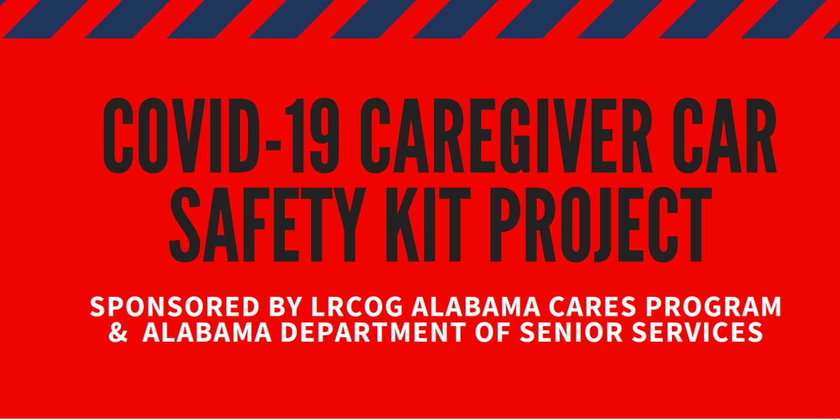 Safety kits being given away to caretakers of those at risk for COVID-19