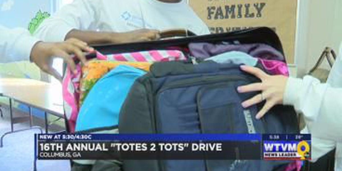 GA Cancer Specialists and Northside hospital collecting backpacks, suitcases for foster children