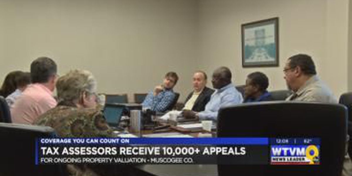 Muscogee Co. Tax Assessors Board receives 10K+ appeals from property owners