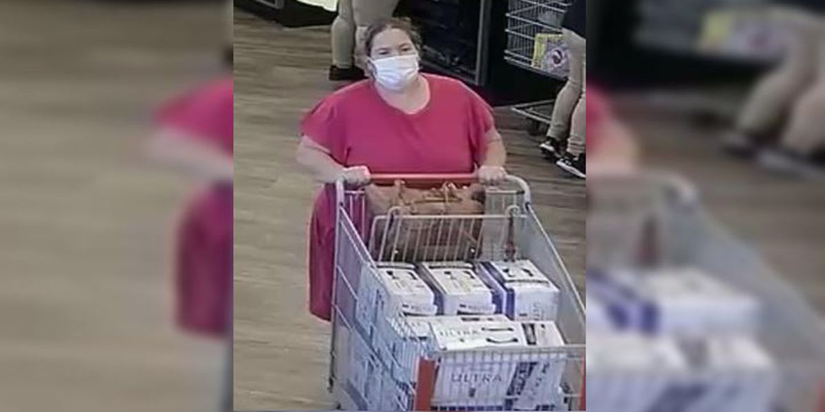 Bold beer run nets $350 in stolen brew