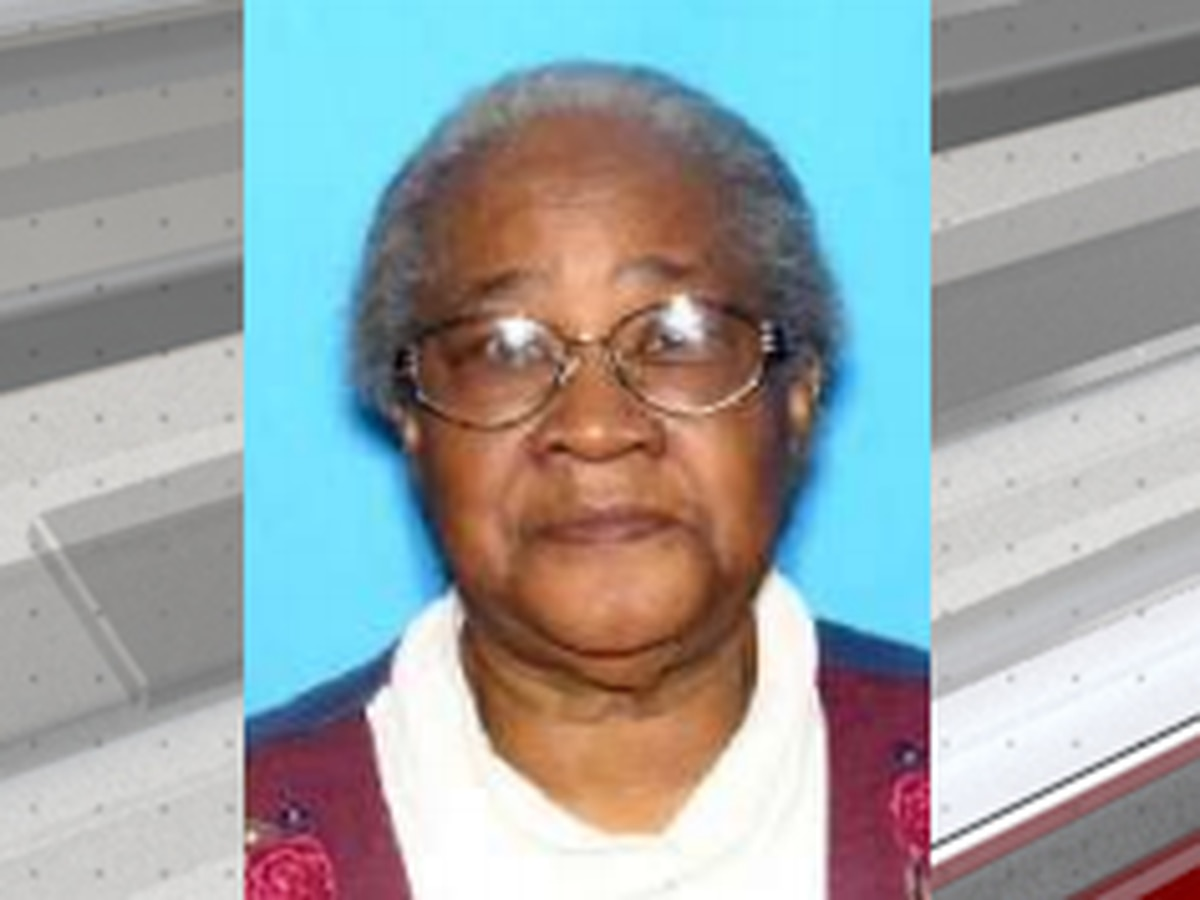 Police search for missing 91-year-old Sylacauga woman