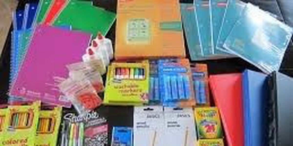 Gentiva Hospice hosting backpack, school supply drive