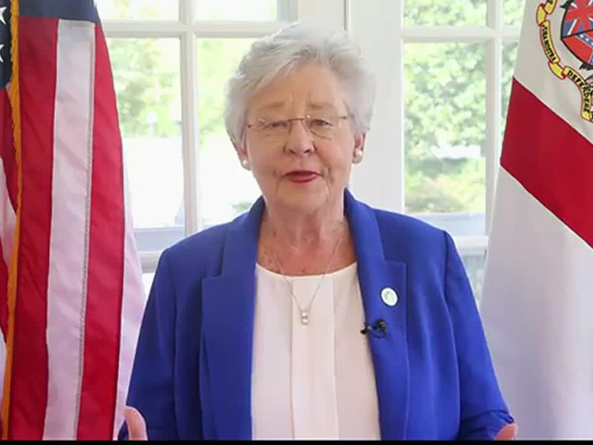 Ala. Gov. Kay Ivey announces she has lung cancer