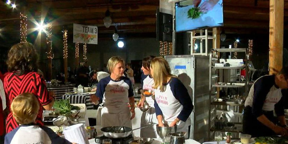 Flavors from the Heart cook-off raises money for heart health