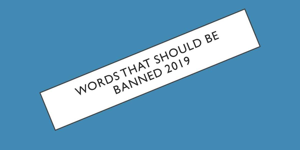 'OK, boomer': 2019 list of banned words, phrases is out