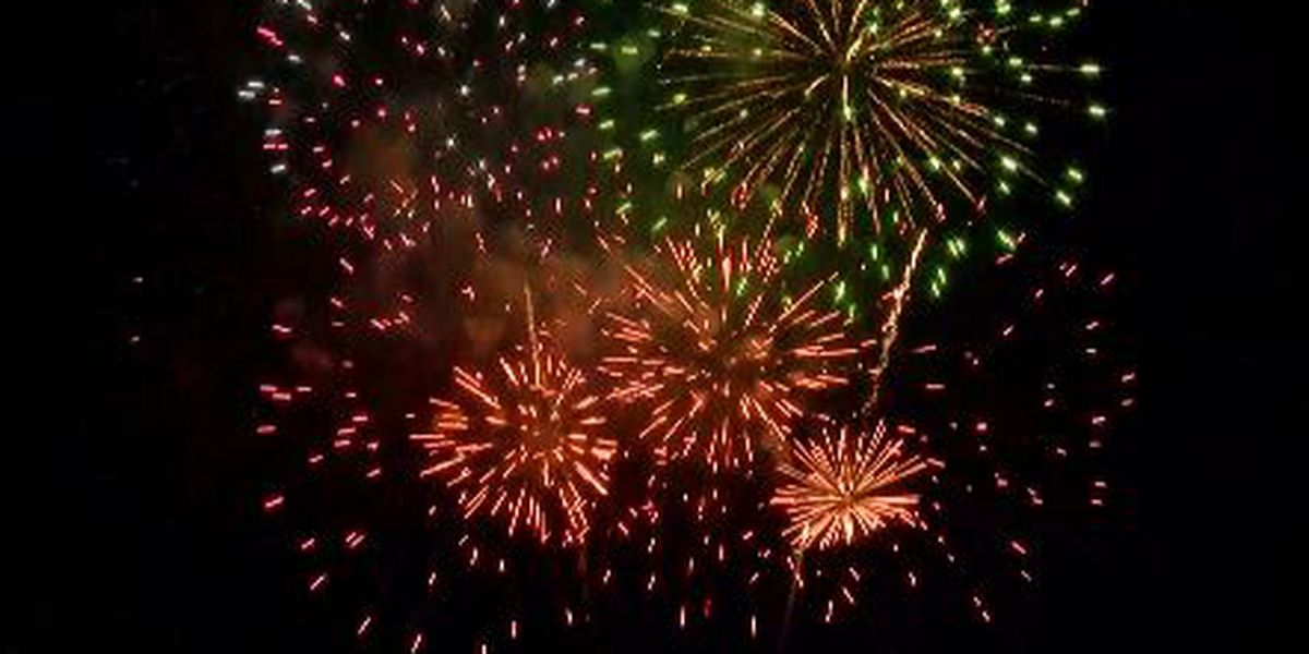 Callaway Gardens to host three nights of fireworks for Independence Day weekend