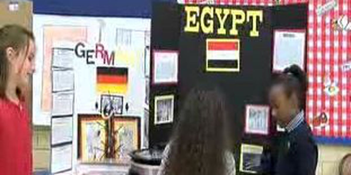Dexter Elementary School celebrates cultural diversity