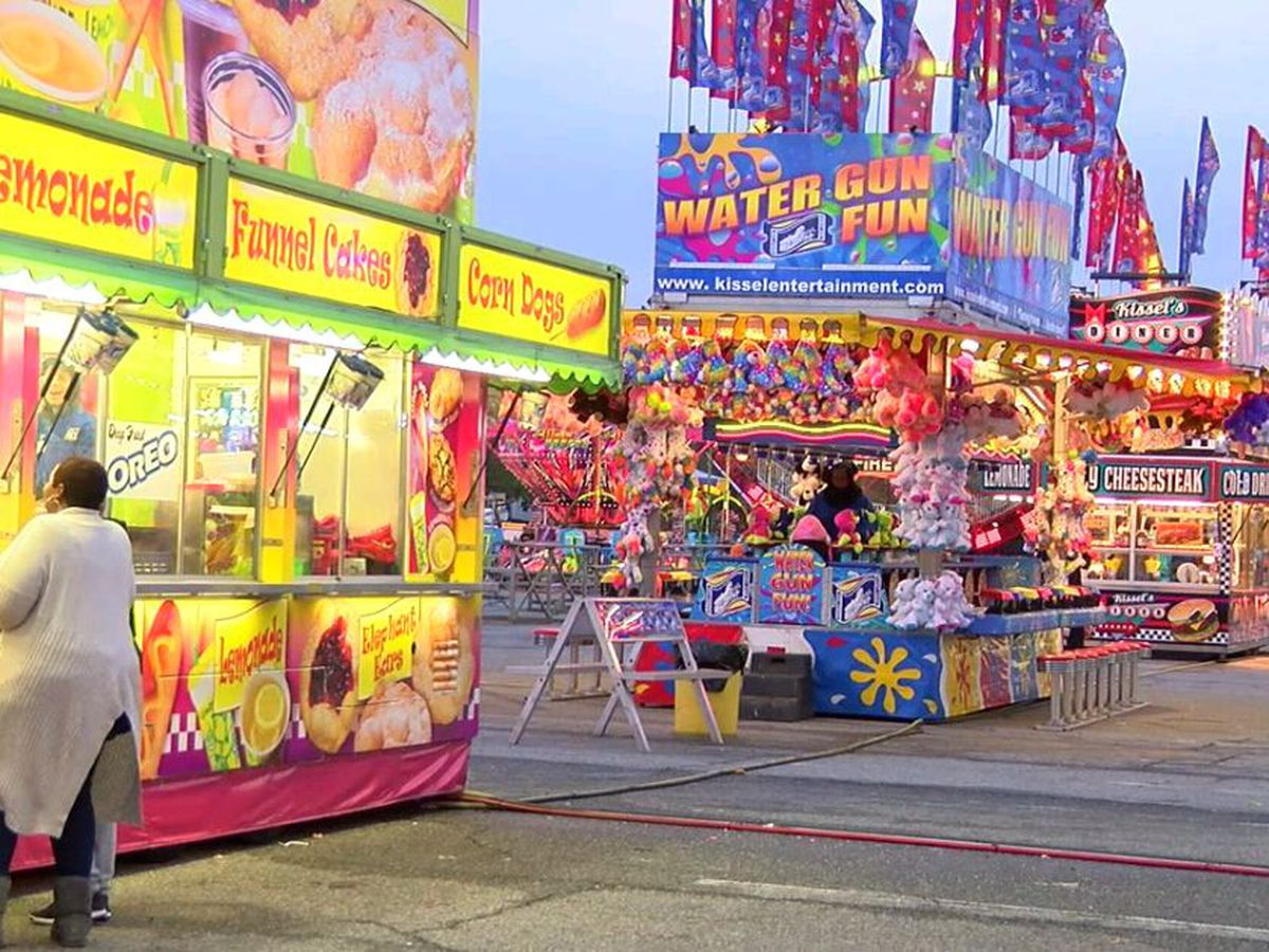 Rain and cold puts damper on Greater Columbus Fair; organizers hoping weekend will raise attendance