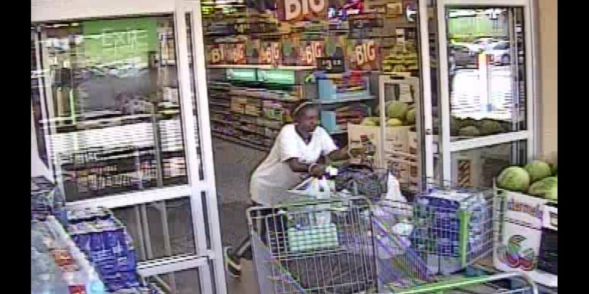 Phenix City police looking for theft, fraud suspect