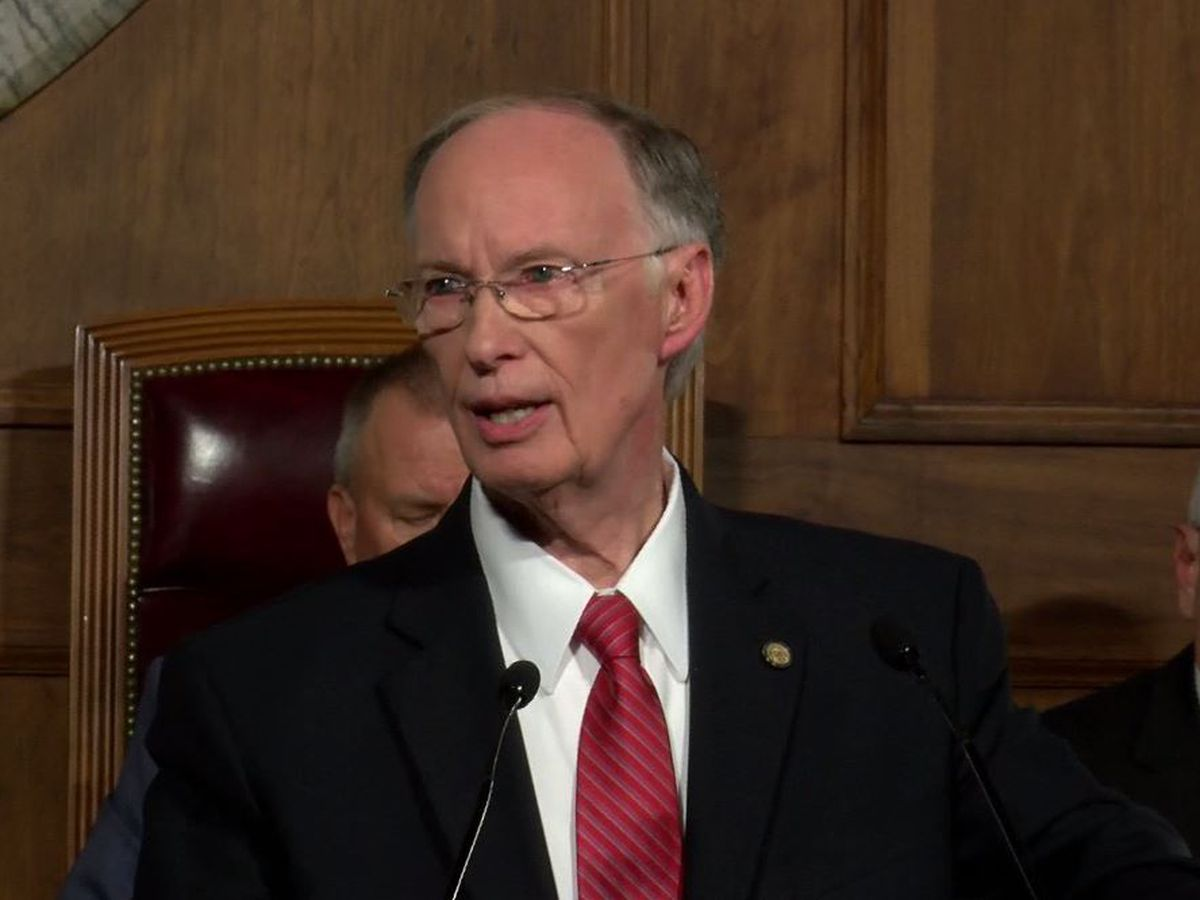 State paid half million dollars to settle lawsuit against former Gov. Bentley