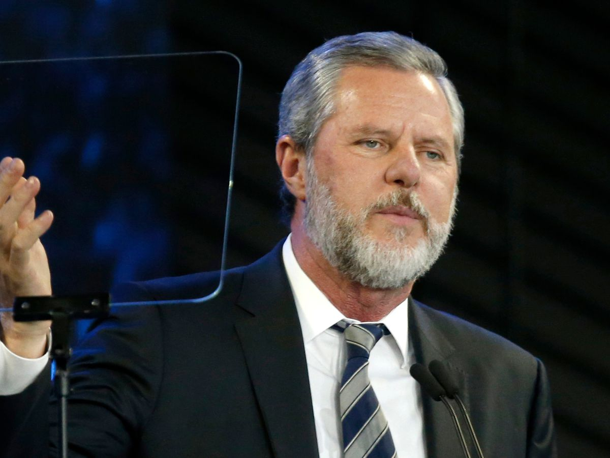 Liberty University's Falwell takes leave after controversy