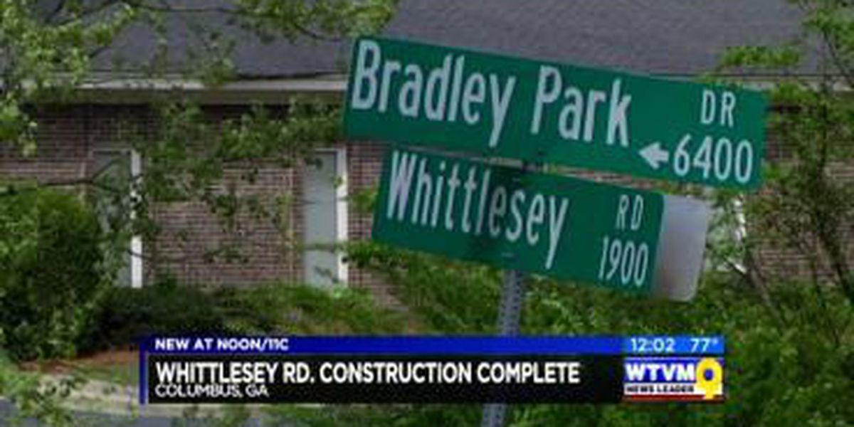 Whittlesey Rd. reopened after construction closes roadway
