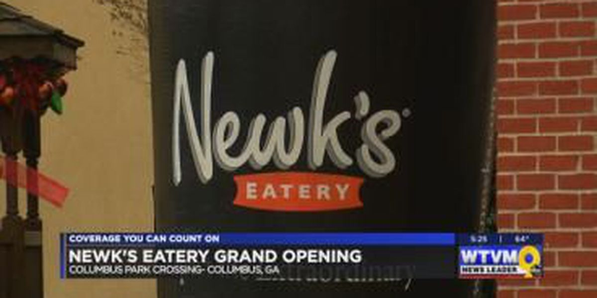 Newk's Eatery opens at Columbus Park Crossing
