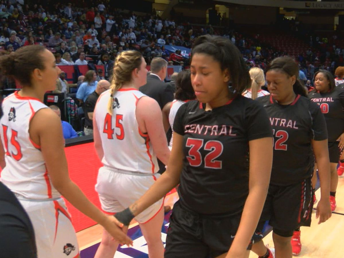Central girls lose to Hoover in State Semifinals