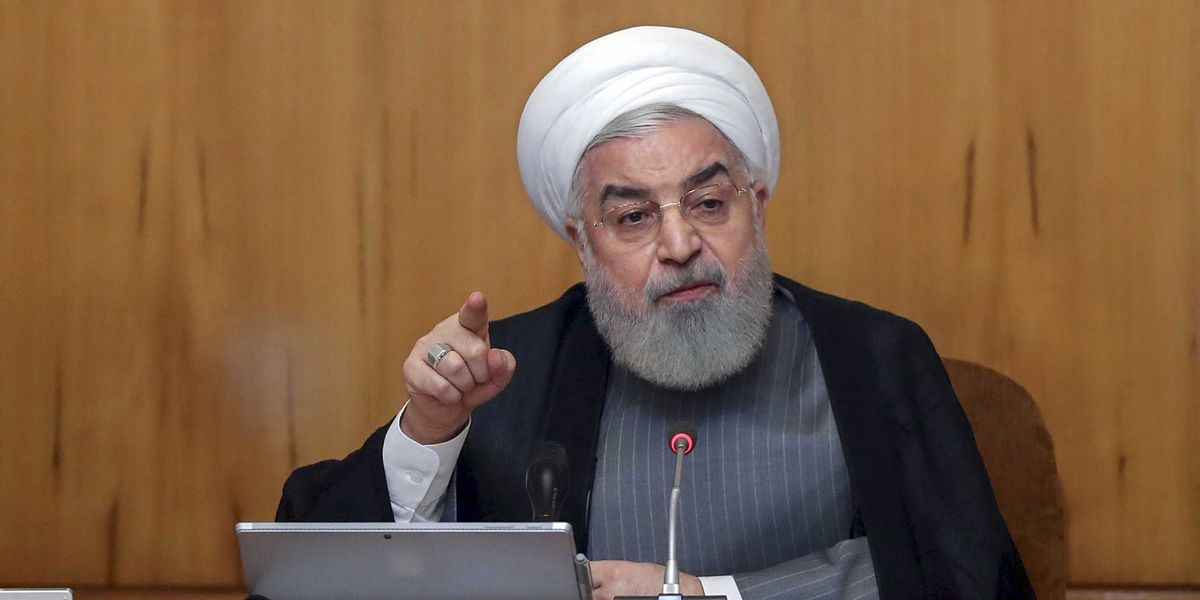 Rouhani: Iran will enrich uranium to 'any amount we want'