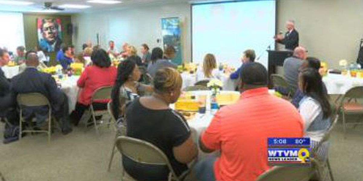 Luncheon helps small businesses grow their companies