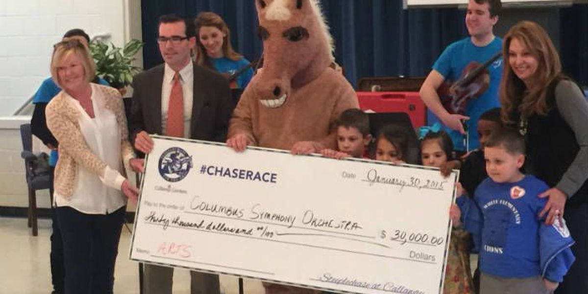 CSO receives grant from Steeplechase
