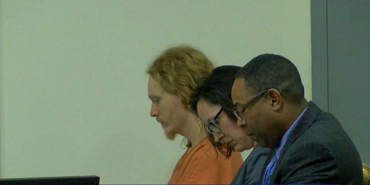 Man pleads not guilty for selling drugs near Columbus elementary school