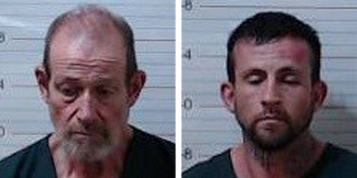 2 men charged after woman taken at gunpoint in Coffee County