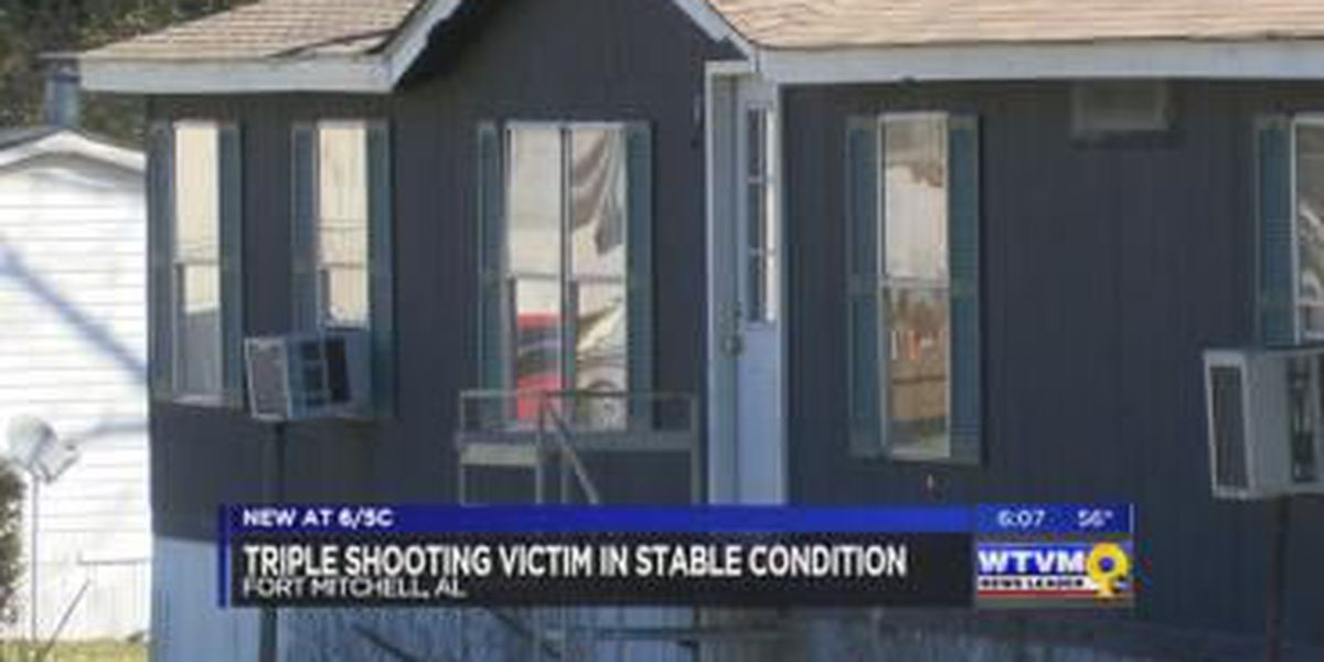 Fort Mitchell shooting victim now in stable condition