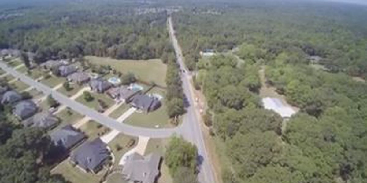 Smiths Station expanding land and defining city borders