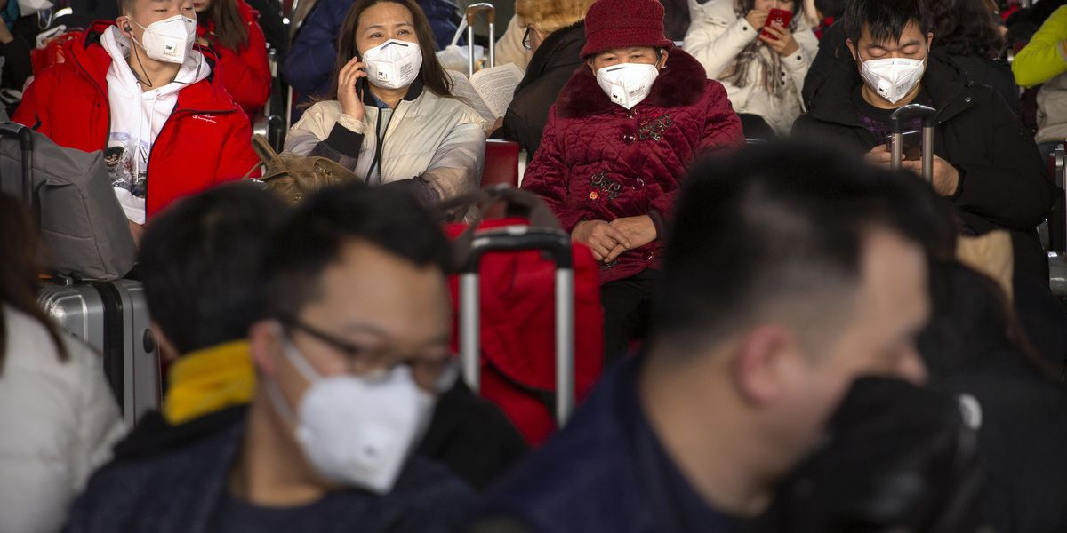 3rd US case of new virus confirmed as consulate prepares to evacuate Wuhan, China